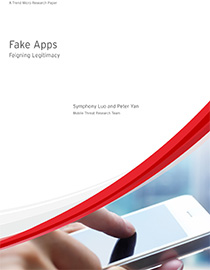 Fake Apps: Feigning Legitimacy
